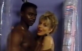 Best pornstar Sharon Kane in exotic blonde, small tits sex clip