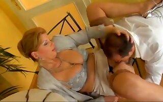 Crazy Lingerie, BBW adult scene