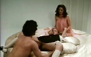Jamie Gillis, Annette Haven, Monique Cardin, Sharon Kane, Susan Nero, Lysa Thatcher - For the Love of Pleasure (1979)