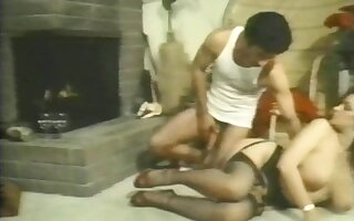 Hot MILF align sex