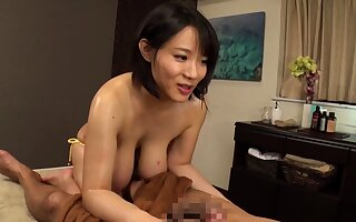 Asian Girl Blowjobs Outdoors POV