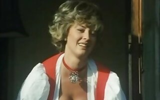 Superlatively Good of Josephine. Vintage retro hot music movie