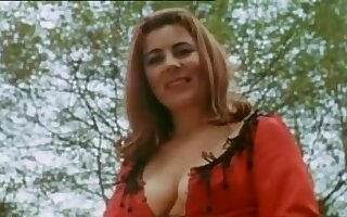 Medieval porn movie with hot and sexy hairy sluts