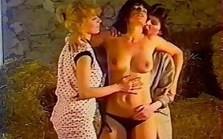 lesbos on the farm
